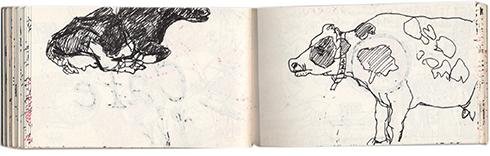 Reiseskizzenbuch Lahn